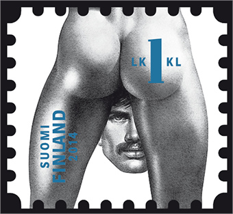 Tom of Finland sello