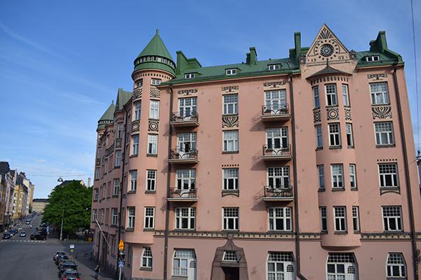 alquilar piso Finlandia Helsinki