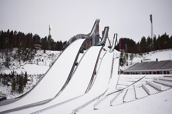 Salto esquí Lahti