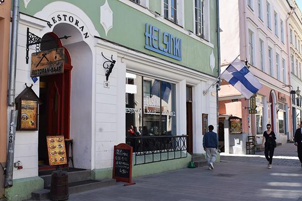 bar Helsinki Tallin
