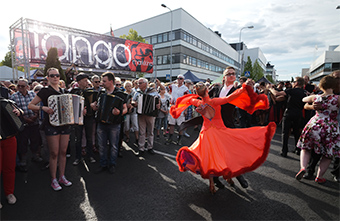 Festival tango Finlandia Seinäjoki