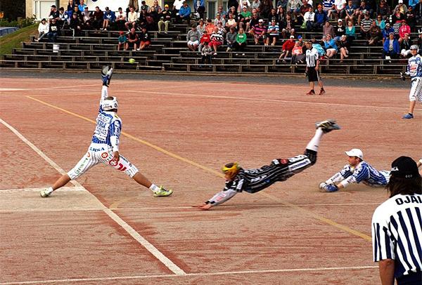 pesäpallo béisbol finlandés