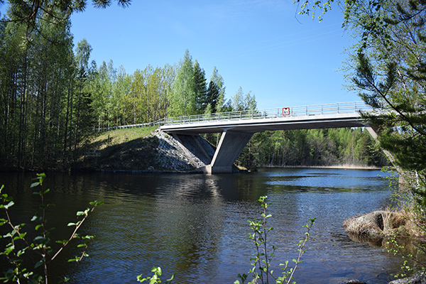 Puente Pulkkilanharju