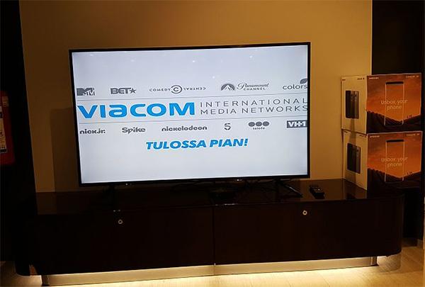 Televisión Finlandia
