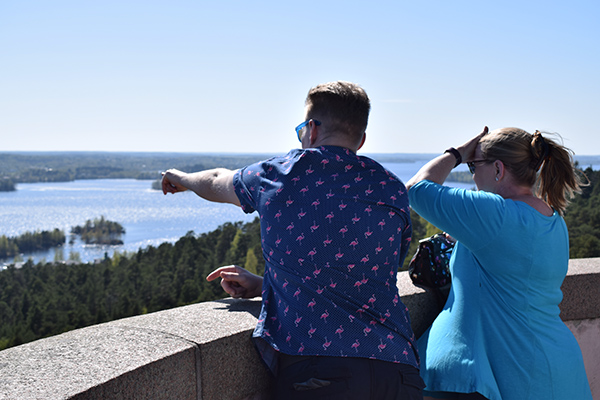 Vistas torre Pyynikki