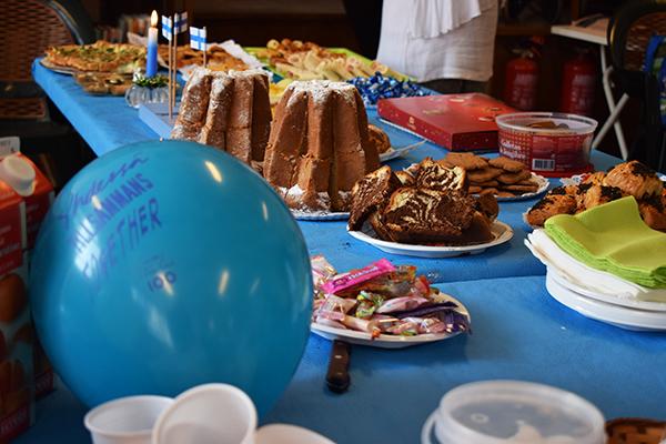 fiesta centenario Finlandia Mallorca