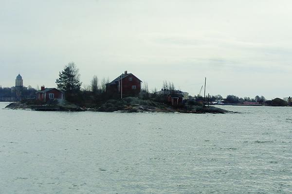 isla Helsinki