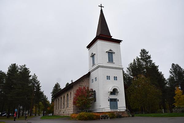 Iglesia Sodankylä