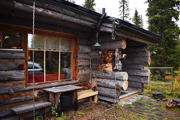 Mökki Laponia