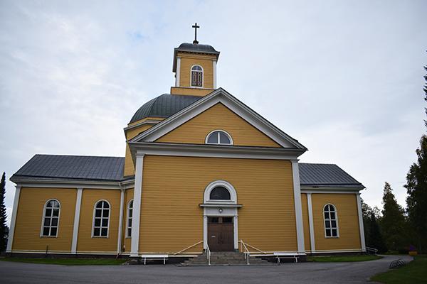 Iglesia de Kuhmo