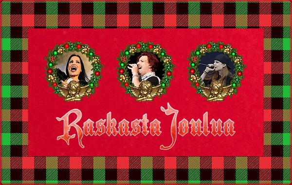 Raskasta Joulua Metal Navidad