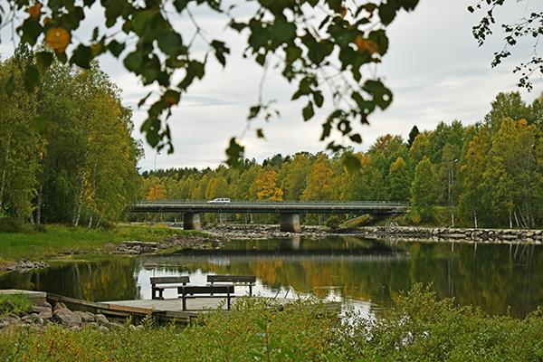 Road trip Via Karelia Kuhmo