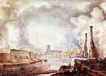 Gran Incendio de Turku 1827