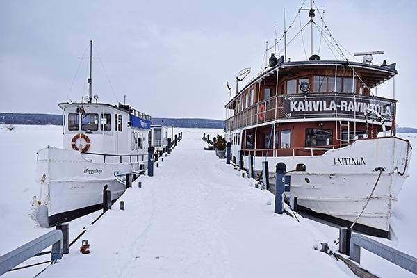 Puerto de Lahti