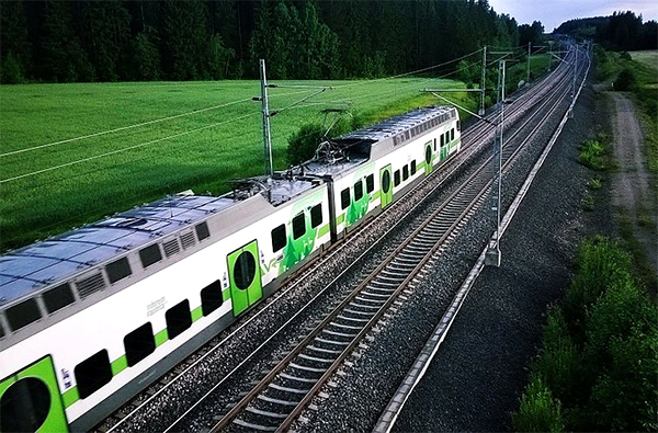 Tren VR Finlandia