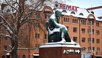 Aleksis Kivi Helsinki