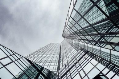 Deutsche Bank Türme Frankfurt
