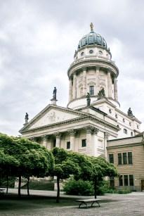 Französischer Dom Berlin 1