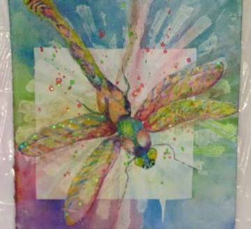 Aquarelles by Yvonne – Original Watercolor and Mixed-media Paintings