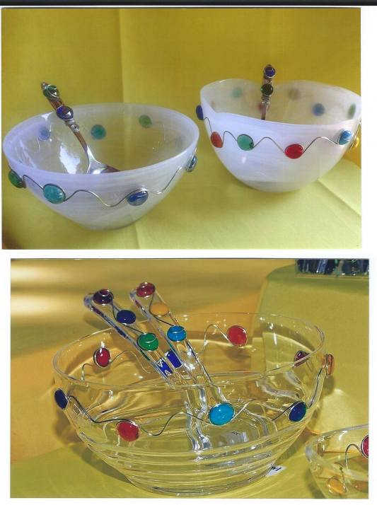LUV Designs – Acrylic, Glass and Silverware Serving Pieces