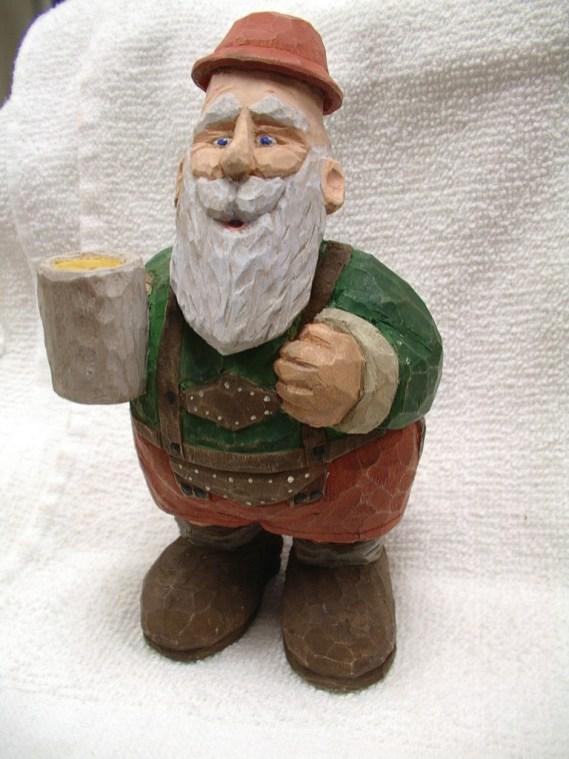 Mike Valuet German Santa