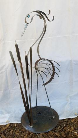 Steel Time – Metal Sculpture, Silver Jewelry, Hand Forged Jewelry.