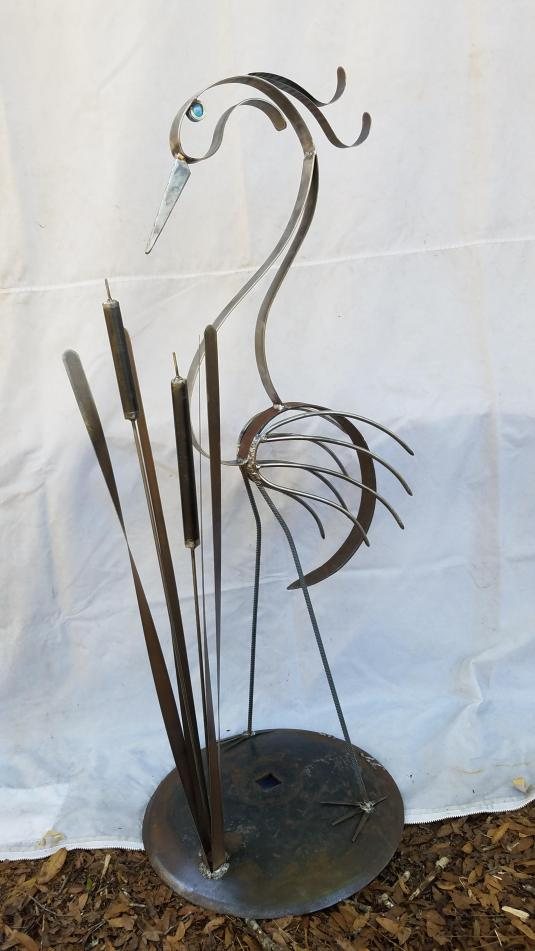 Steel Time – Metal Sculpture, Silver & Hand Forged Jewelry, Semi Precious Stones