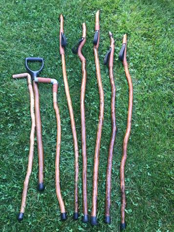 Sticks with a Heart – Walking Sticks, Canes, Garden Tools & Boxes, Wooden Fish & Turkeys