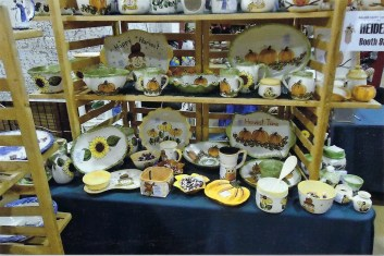 Clay Creations – Hand Painted Clay Pottery