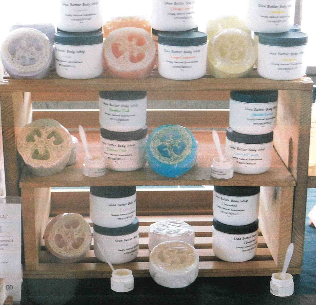 Simply Natural Scentsations -3