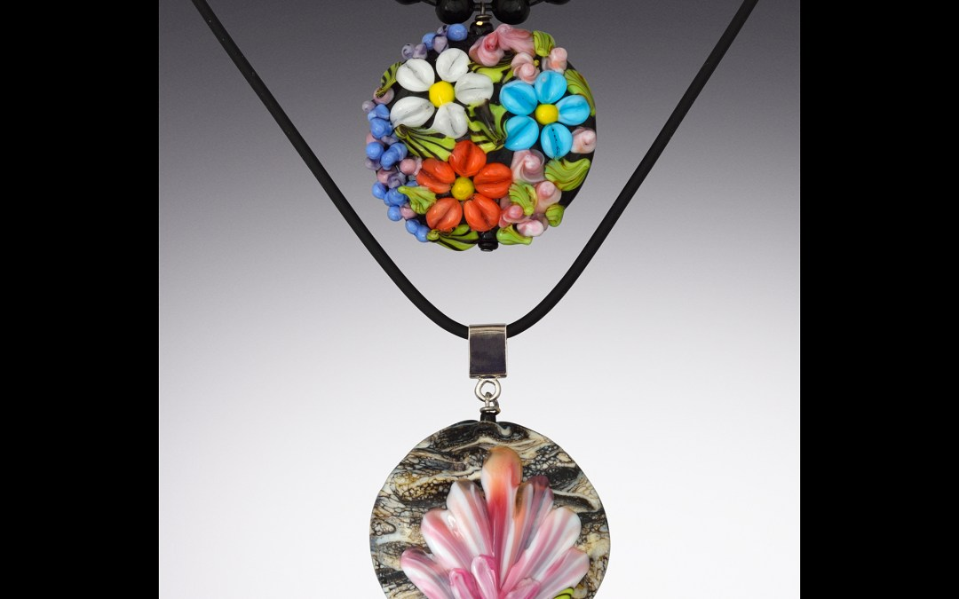Sally Gardner Jewelry – Lampwork Glass beads Jewelry