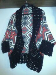 Metzger (Brenda) – Handmade Cloth Shrugs