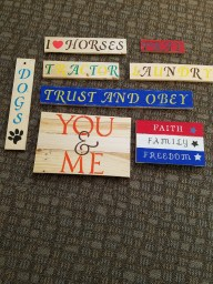 Signs Galore and More – Beaded Jewelry, Medical ID, Leather Bracelets, Wooden Signs