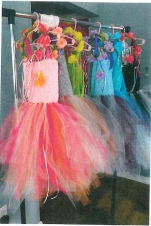 Andrew (Kathy) – Girl's Tutu Dresses & Head Pieces