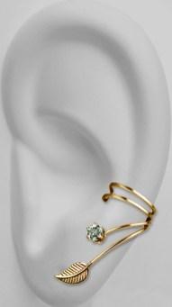 Ear Fashion by Roger – Silver & Gold Ear Cuffs & Climbers, Stones, Pearls, Swarovski