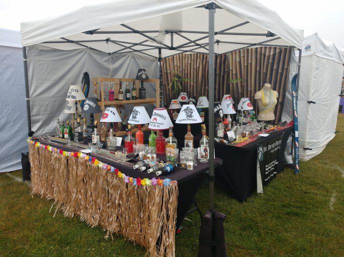 The Drunken Bottle – Lamps & Bottle Holders made from Liquor Bottles