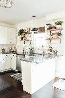 Modern Farmhouse Kitchen Makeover Reveal   Micheala Diane ...