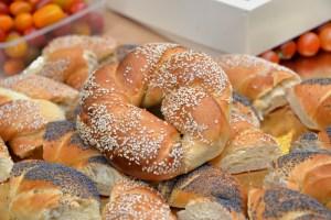 Bagels aux graines de sésame et graines de pavot, Michel Kalifa - Maison David, Samuel Bloch ©