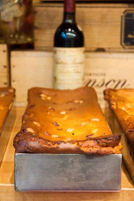Gâteau au fromage et noisettes, Michel Kalifa - Maison David, Nicolas Fabayre ©