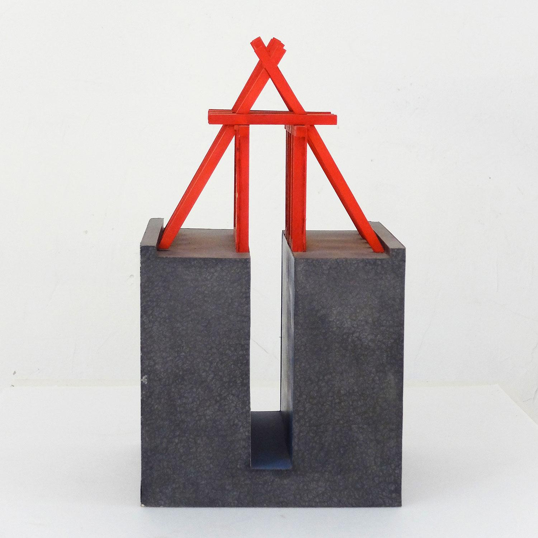 Michel Rossigneux - Petit monument 17