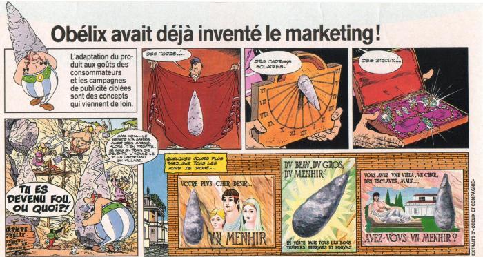 Asterix e la Obelix SpA