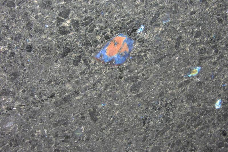 Wolga Blue - Granit
