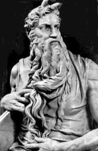Il Mos voltato  Michelangelo Buonarroti  tornato