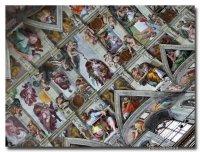 Leggere la volta della Cappella Sistina  Michelangelo