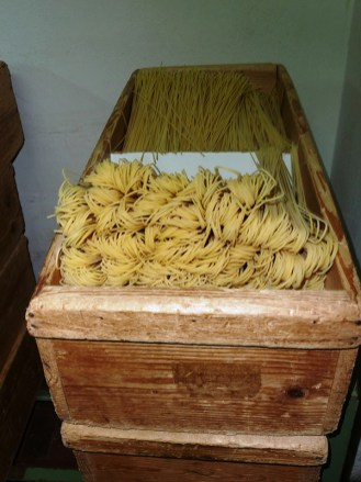 Traditional Pasta Making