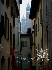 Christmas Decorations in Cremona