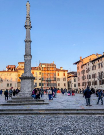 Udine, Piazza della Libertà