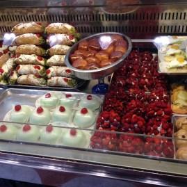 Cake Shop in Siciliy