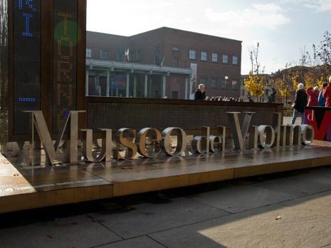 Violin Museum in Cremona