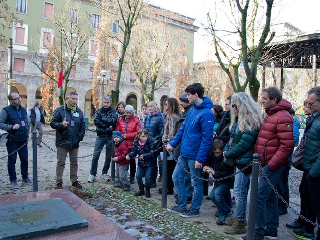 Guided Tour of Cremona with Roberto
